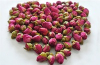 Потребительские товары 50g Pink Rose Tea Rose Bud Blooming Flower Tea Chinese Natural Lady's Tea Beauty Keep Young Anti-aging Health Care