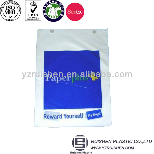 F-062 Biodegradable Plastic Packaging bag for chicken