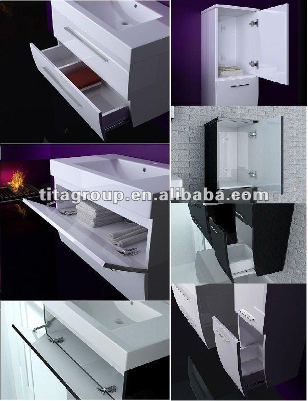 Allemagne populaire haute brillant meubles de salle de for Meuble salle de bain allemagne