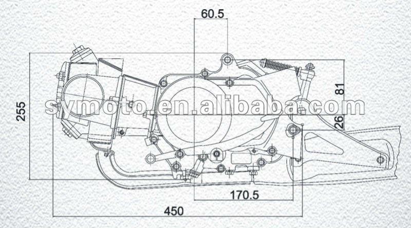 250cc Atv Engines moreover 150cc Street Motorcycles in addition Honda Z50 Wiring Diagram additionally Wiring Diagram For Dirt Bike besides Harley Davidson 1996 Softail Wiring Diagram. on 125cc mini chopper engine