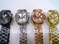 Наручные часы by DHL or EMSHottest fashion style Japan Movement MK Letter watch + 4 colors available
