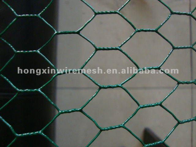 PVC-Coated-Hexagonal-Netting-PVC-Hexagonal-Fencing-Hexagonal-Wire-Mesh