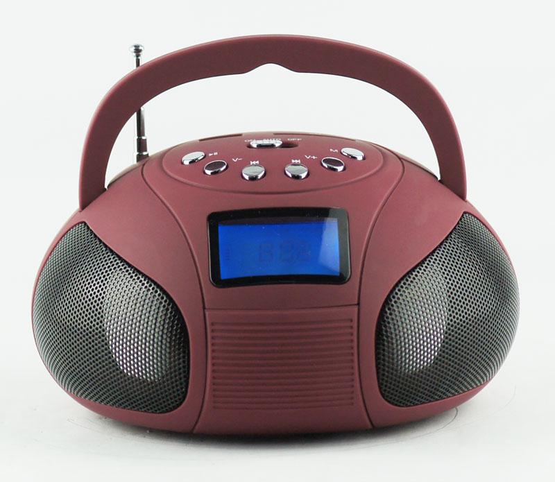 TB-6110 2014 boom-box bluetooth speaker midi, enjoy music anywhere