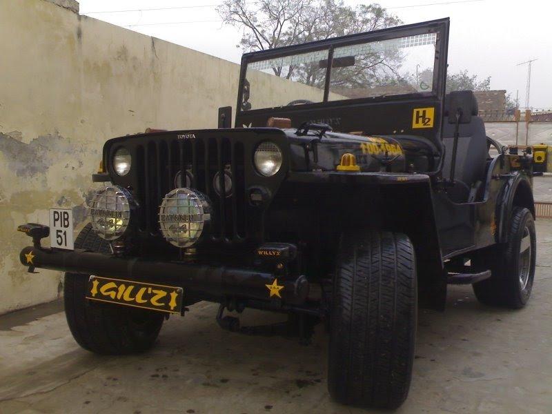 ford jeep y réplica - spanish.