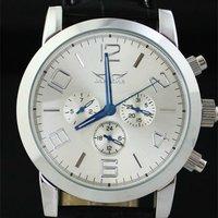 Наручные часы luxury men Swiss Automatic Mechanical watch 6 Hands Wrist watches