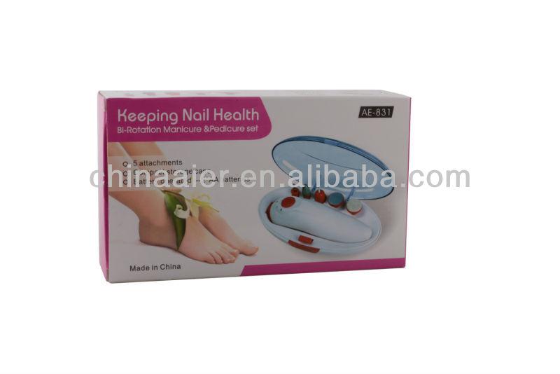 Peidure set Callous remover