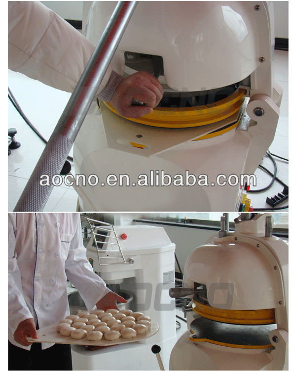 low price bun dough divider rounder dough rounding machine