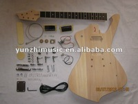 Гитара electric guitar kits.E-003 accessories
