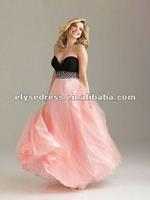 Платье на студенческий бал ElyseDress black ElyseDress_329
