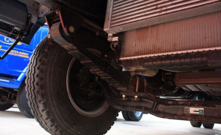 SINOTRUK HOWO 10ton 140hp 4X2 Van Cargo Truck