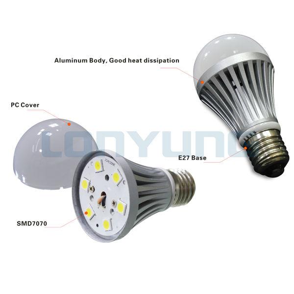 New arrival LED Bulb light 12W 20W LED Bulb E27 Base