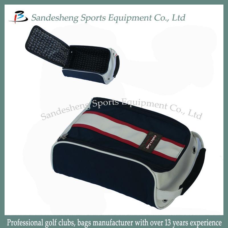 Slazenger Golf Shoes Bag Custom Golf Shoe Bag For