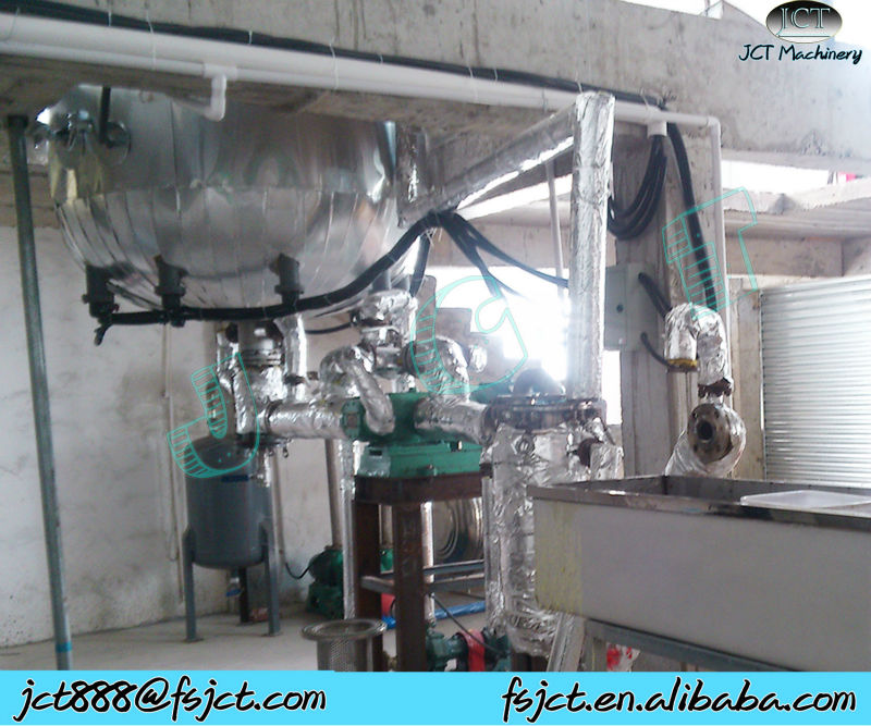 bond glue production line
