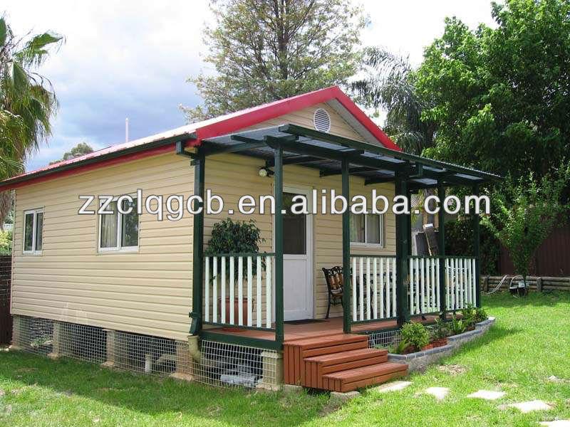 prefabricate steel villas