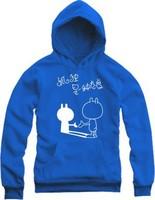 Мужская толстовка New Funny lonely rabbit Keith Men women Hoodies Hip Hop Sports Hoodie hooded sweater coat Couple Hoody Jacket Hood By Air