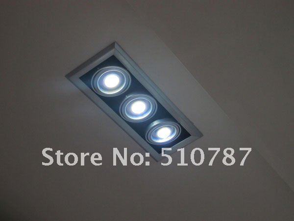 36w LED ceiling light bean pot light free shipping down light