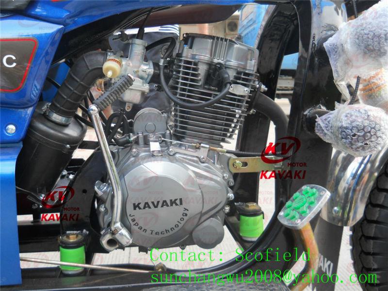 3 wheel motorcycle export to Mali moto tricycle xingda