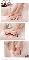 Туфли на высоком каблуке New Brand Women's Pumps Hgih 4 14