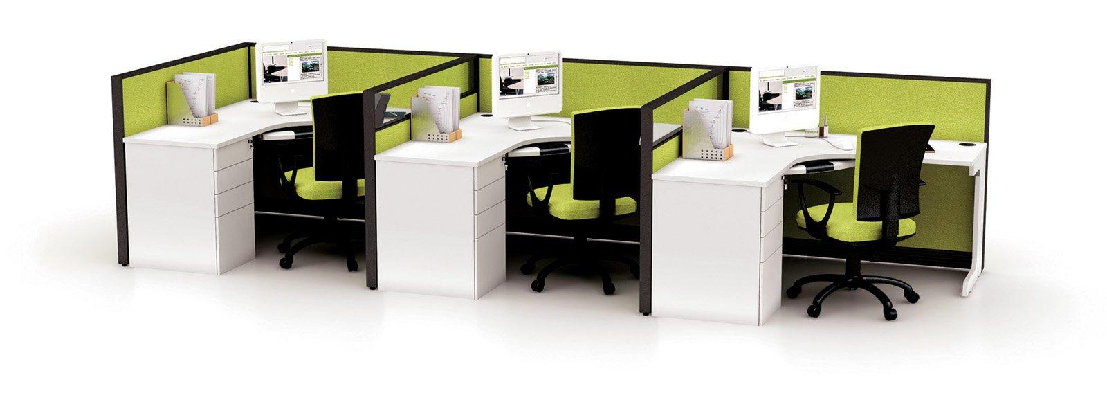 Hot Sale Custom Made Office Workstation Furniture Modern