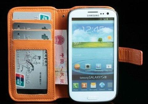 Fashion I like phone 5 case leather clutch