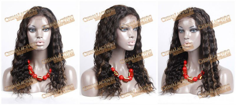 box braid human hair lace wig