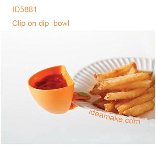 Dip clips nouveaut conception en plastique cuisine for Gadget cuisine design