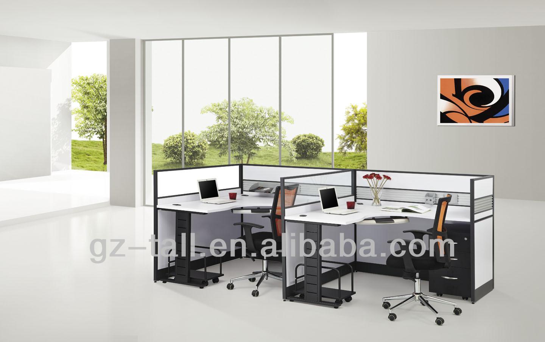 Venda quente cub culos modular de luxo mobili rio de for Cubiculos para oficina