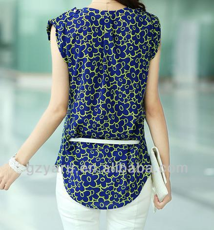 2013,Chiffon Fashion Blouses 2013,Chiffon Fashion Blouses 2013 Product