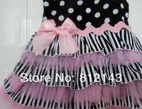 девушка слоистых платье девочек романтический Королевский слоистых набор