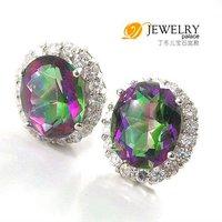 Серьги-гвоздики Jewelrypalace 5ct 925 17738JE 388