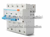 Автоматический выключатель CHINT 3P+N 100A high power 50HZ/60HZ Residual current Circuit breaker with over current protection RCBO . ABB schneider