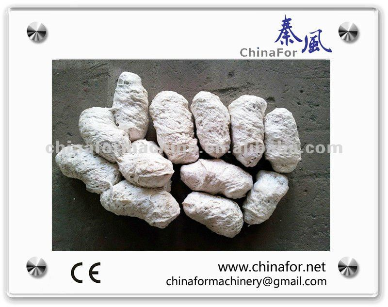 China Expandable Polystyrene recycling machinery