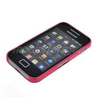 Чехол для для мобильных телефонов 0.2 mm ULTRA THIN PLASTIC FIBER CASE COVER FOR SAMSUNG S5830 GALAXY ACE