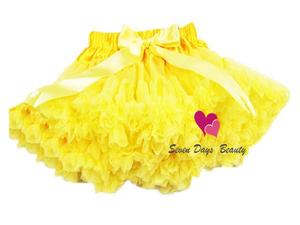 הקמעונאי בנות Pettiskirt טוטו חצאית ילדה חצאית ילדה שמלת נשף עם קפלים התינוק טוטו חצאית חתיכה אחת, בלט