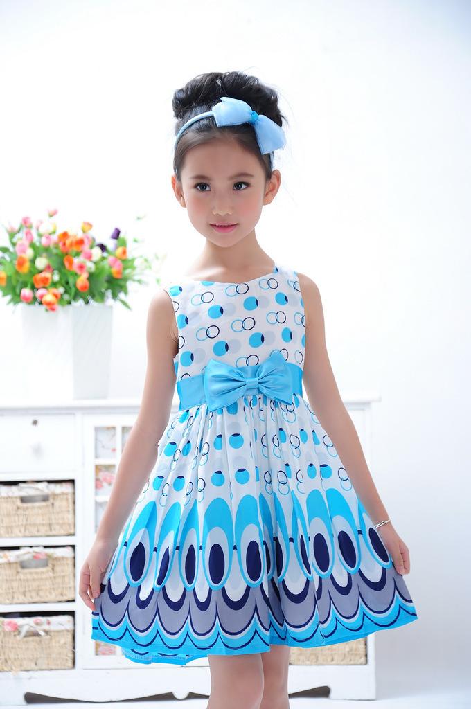 Платья летние для детей