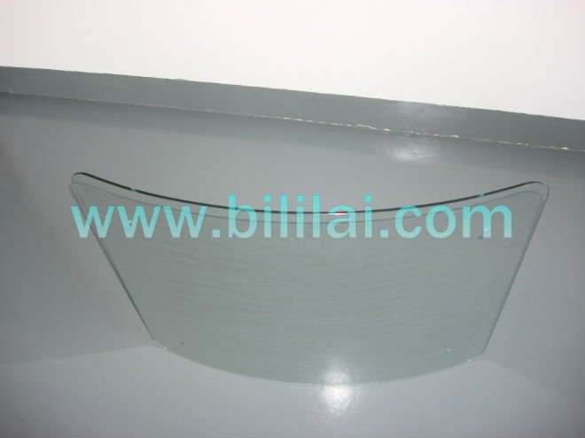 Hot Fireplace glass (FP-P-004)