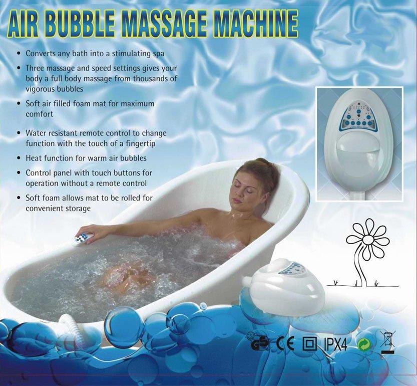 spa ozone bath bubble massager SY-G008, View spa ozone ...