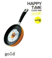 Настенные часы by CPAM creative wall clock fried eggs pan shaped clock 35.5*18.5*4 cm 500g 1*AA yellow green pink red gold blue