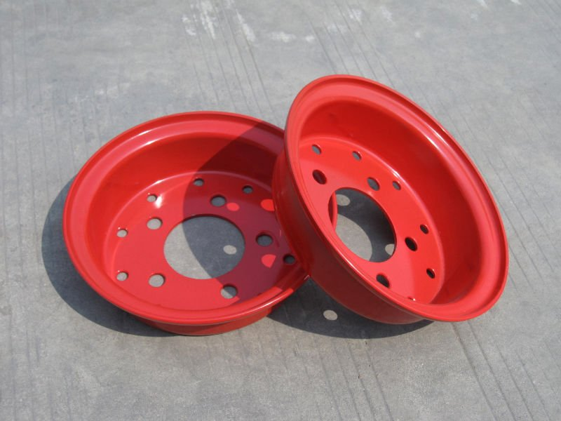 5.00S-12 small forklift wheel