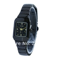 Наручные часы Box packaging SINOBI stainless steel watchband square dial quartz wristwatch quality goods 913