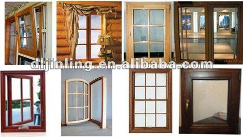 Wooden frame decorative wooden windows grills grill design for Best window frame designs