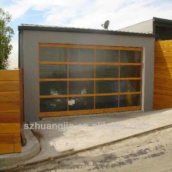 Glass automatic tilt up garage door buy insulated glass garage door