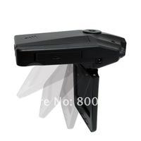 Автомобильный видеорегистратор New! Car DVR, 120 degree Portable Vehicle DVR with 270 degree Whirl 2.5-inch TFT LCD Screen