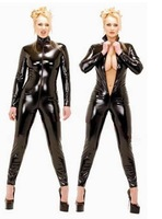 Женский эротический костюм Neutral the leather models onesies club dance clothes DS nightclubs lead dancer mounted dance imitation leather costumes