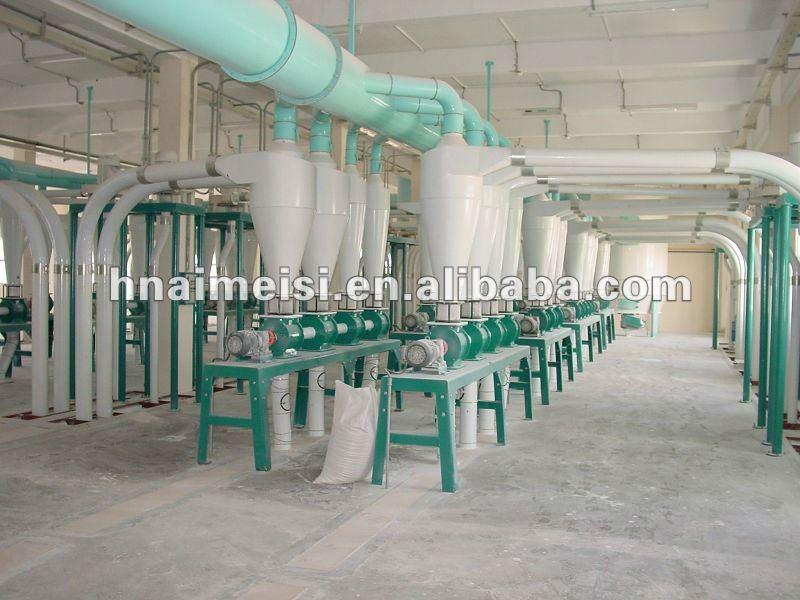 60T/D corn grits production line 0086 371 65866393