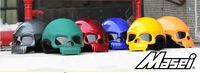 Защитный спортивный шлем Motorcycle Masei skull helmet / helmets shell cool fashion 7-color choose motocross