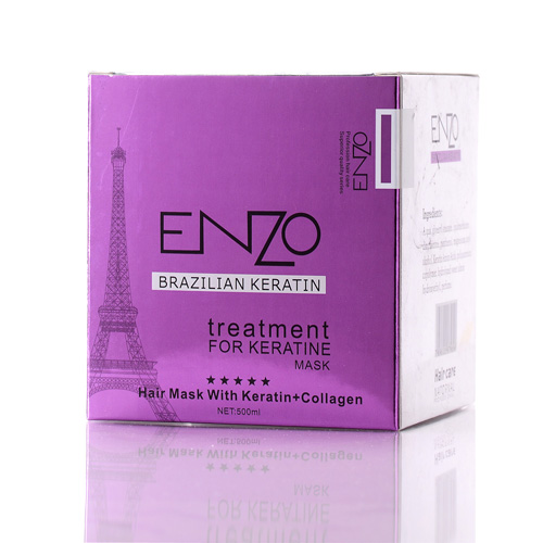 Enzo Collagen Hair Treatment Enzo Hair Treatment Mask With