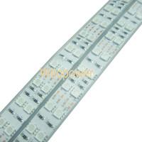 free shipping 16.4FT Double Row 5050 RGB LED Strip 5M 600 Leds SMD Light Tube Waterproof 12V