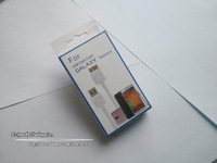 Упаковочная коробка Retail Packaging Paper Box For Note 3 Samsung N9000 Micro USB 3.0 Charger Cable 500pcs/lot