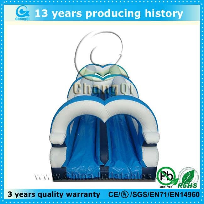 commercial grade inflatable slip n slide, inflatable slip and slide, inflatable slide&slip